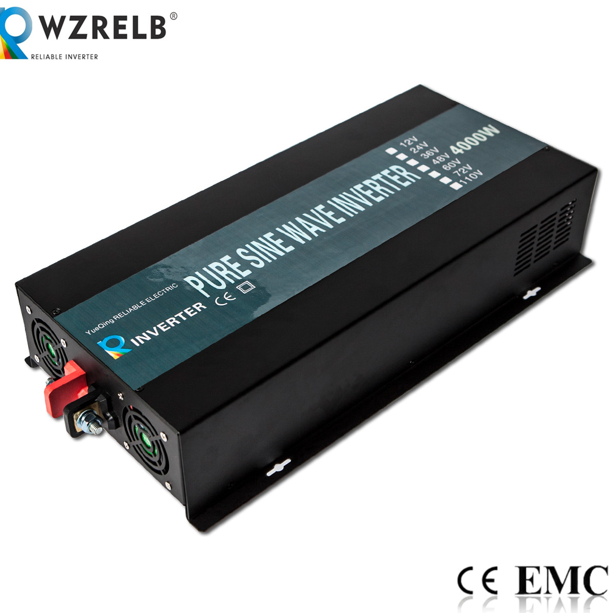 4000W Off Grid DC to AC Solar Power Pure Sine Wave Inverter